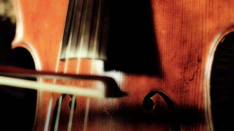 Cello 14 ARTCOLORED Footage