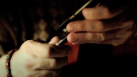 Cello 16 ARTCOLORED Stock Video Footage