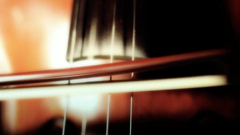 Cello 22 ARTCOLORED Stock Video Footage