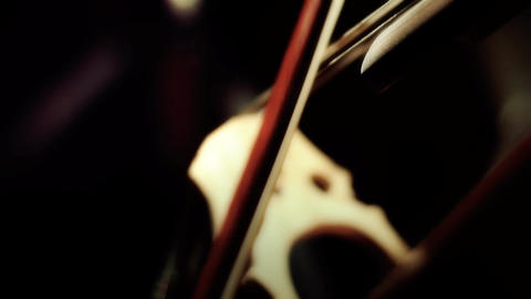 Cello 30 ARTCOLORED Stock Video Footage