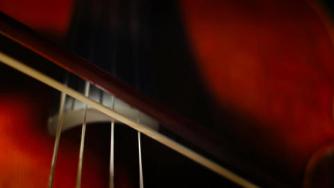 Cello 34 ARTCOLORED Stock Video Footage