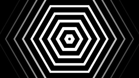 Geometric Loop 01 Stock Video Footage