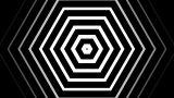 Geometric Loop 01 stock footage