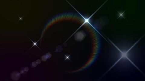 Christmas Tree Glitter Acb1 Stock Video Footage