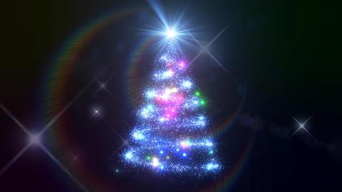 Christmas Tree Glitter Acb1 Animation