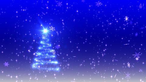 Christmas Tree Glitter As1 Stock Video Footage