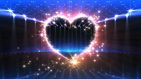 Heart Glitter 2 J3 Animation