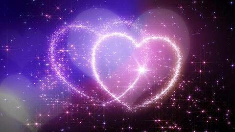 Heart Glitter 2 L1 Animation
