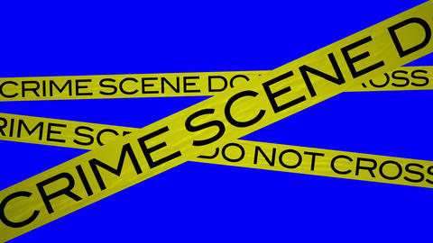 CrimeScene 06 BS Stock Video Footage