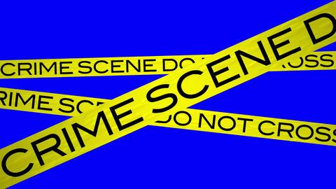 CrimeScene 06 BS Stock Video Footage