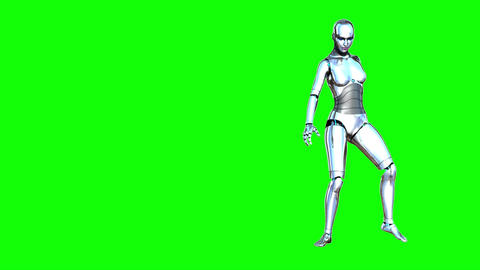 Dancing Robots 2