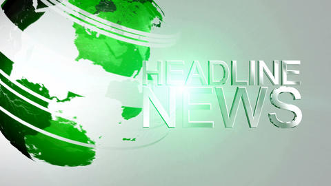 Headline News Animation HD Animation