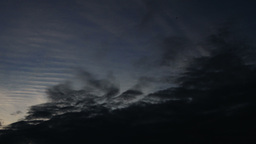 Clouds Timelapse 03 Stock Video Footage