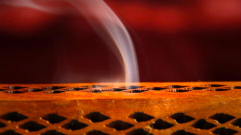 Incense Stick 06 Footage