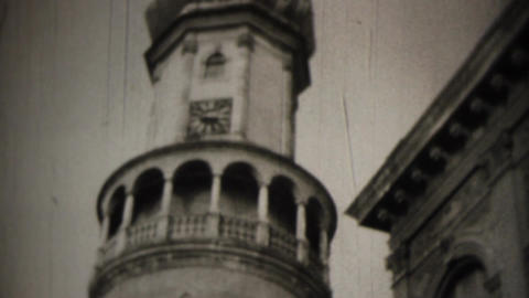 Old church Footage