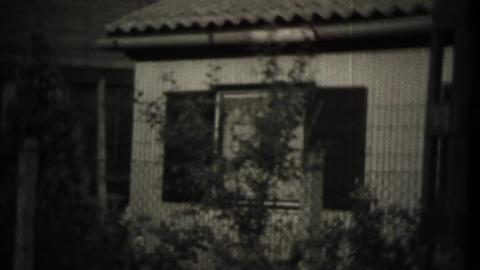 Old weekend house Footage