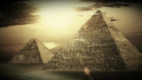 Pyramids 04 Animation