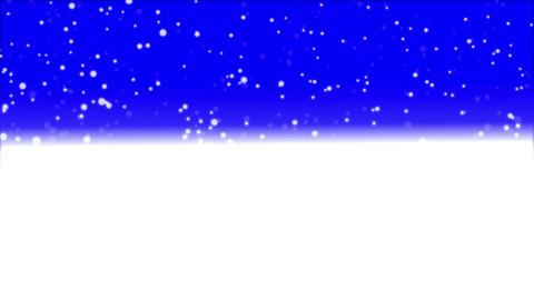 Snow Loop 14 Animation