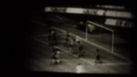 Soccer Footage
