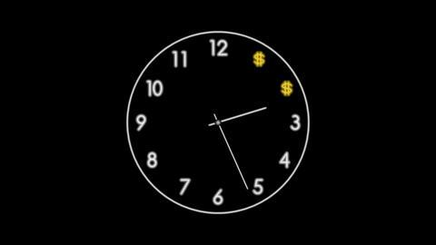 Clock-21C Animation