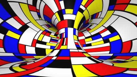 Twisted Rotation 1