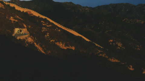 Great Wall 2 Stock Video Footage