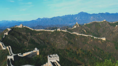 Great Wall 6 Stock Video Footage