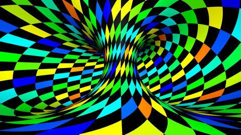 Twisted Rotation 2