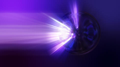 shimmering sphere Animation