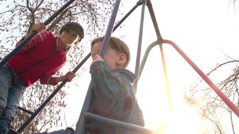 Spring Swing Footage