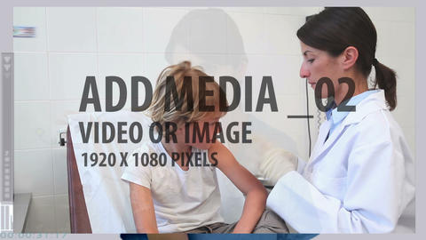 Medical Media Collaboration AE Version 5 After Effects Template