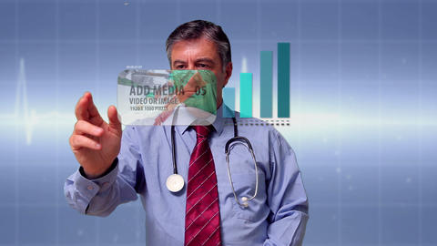 Doctors media display AE Version 5 After Effects Template