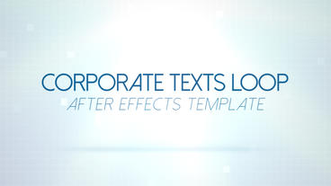Corporate Pack 3 - After Effects Templates