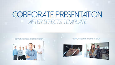 Corporate Pack 3 - After Effects Templates 2