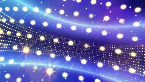 Disco Space 3DCa Stock Video Footage