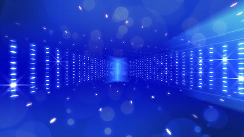 Disco Space 3RBa Stock Video Footage