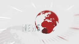 News Intro Stock Video Footage