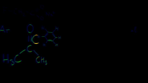 3D Chemistry v03 05 Stock Video Footage