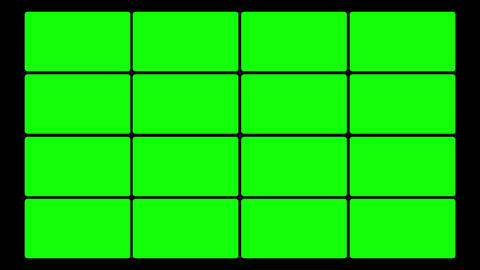 Green Screen Box 01 Animation