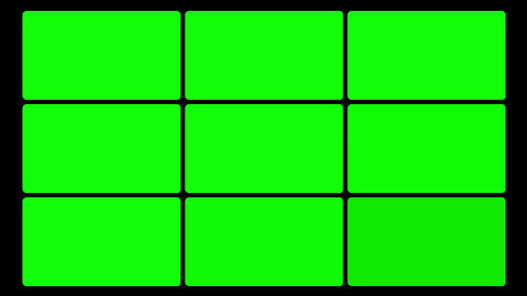 Green Screen Box 03 Animation