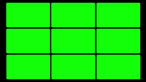 Green Screen Box 05 Animation