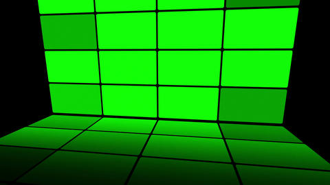 Green Screen Box 07 Animation