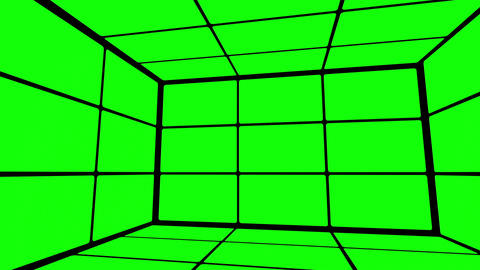 Green Screen Box 11 Animation