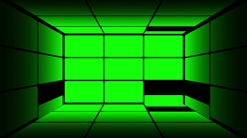 Green Screen Box 13 Animation