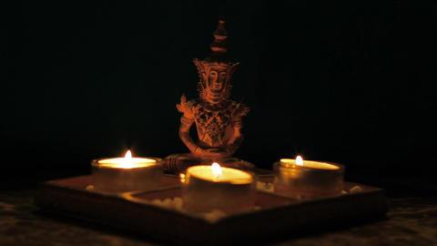 Meditation 01 Stock Video Footage