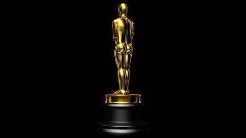 Oscar Stock Video Footage