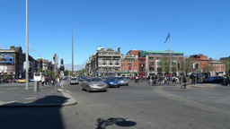 Dublin City Centre Footage