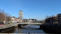 Dublin City Centre Footage
