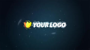 Light Logo Reveal After Effects Project
