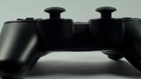 Gaming Controller Isolated On White, Games, Joy, F Footage